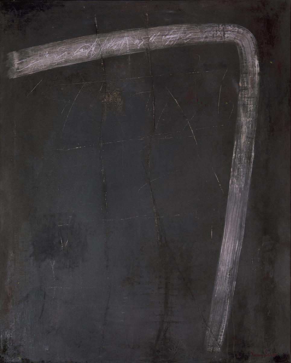 Inristat 81x65cm